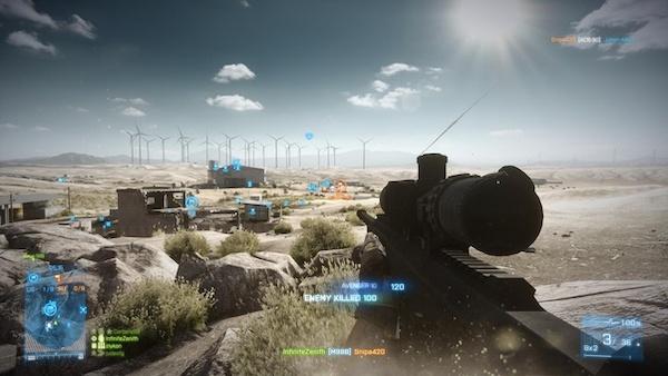 Battlefield 3 Mac OS