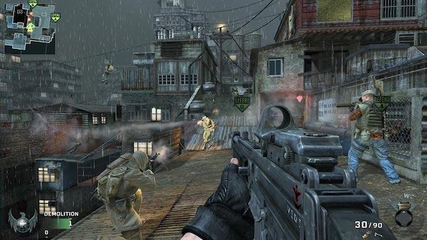Call of Duty Black Ops Mac OS X