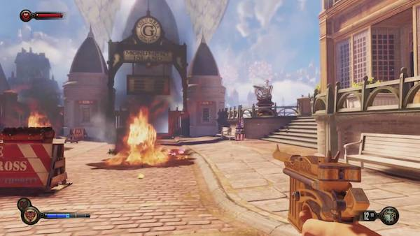 BioShock Infinite Mac OS