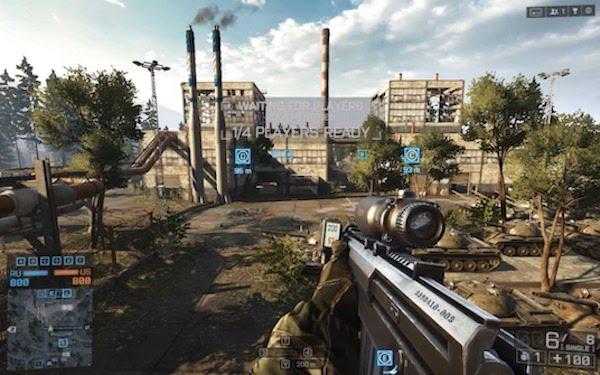 Battlefield 4 Mac OS