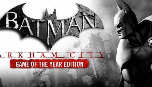 Batman Arkham City Mac OS