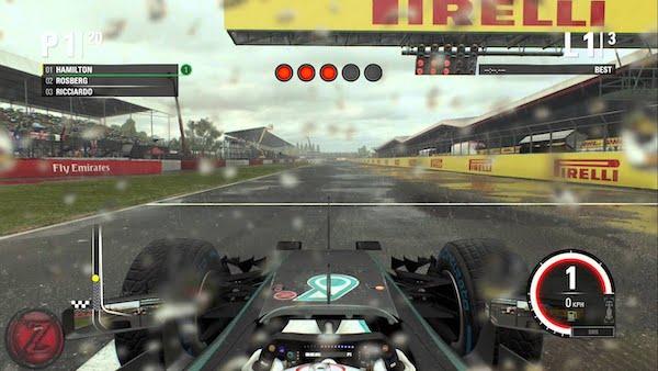 F1 2015 Mac OS
