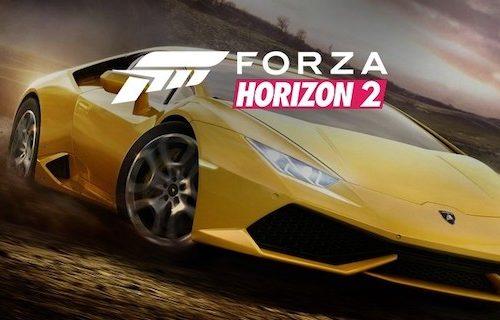 Forza Horizon 2 Mac OS