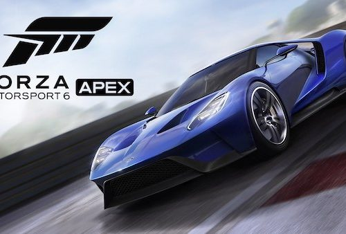 Forza Motorsport 6 Mac OS