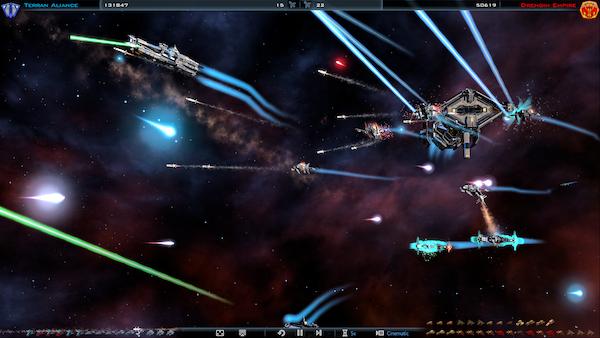 Galactic Civilizations 3 Mac OS