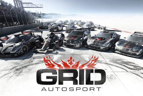 Grid Autosport Mac OS
