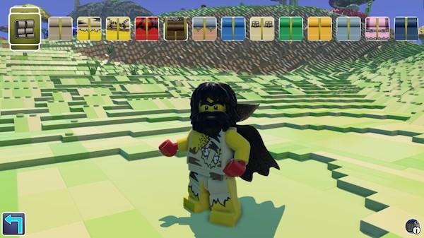 Lego Worlds Mac OS
