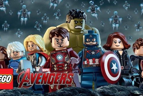 Lego Marvels Avengers Mac OS