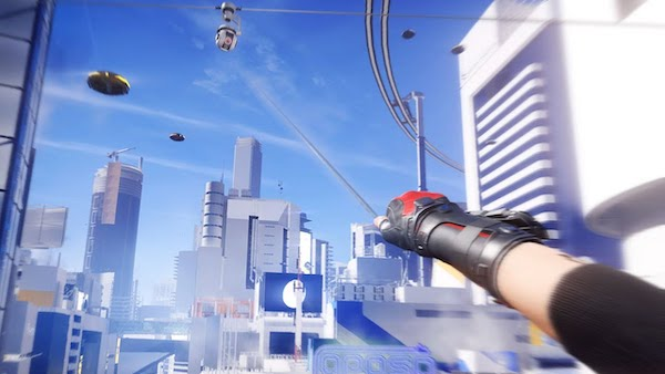 Mirrors Edge Catalyst Mac OS