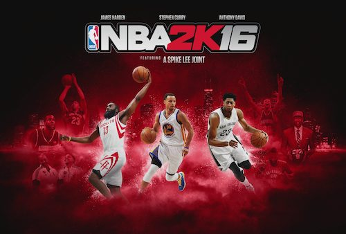 NBA 2K16 Mac OS