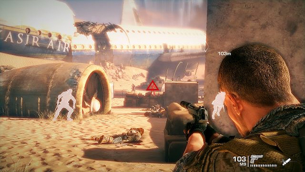 Spec Ops The Line Mac OS X