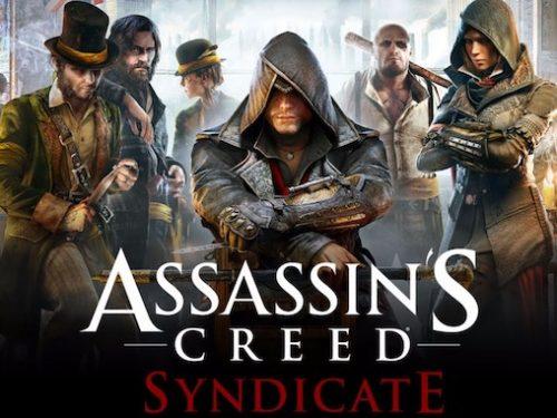 Assassins Creed Syndicate Mac OS