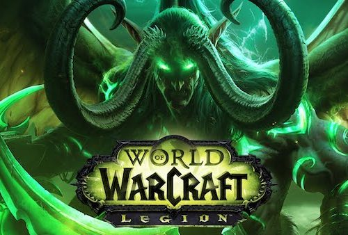 World of Warcraft Legion Mac OS