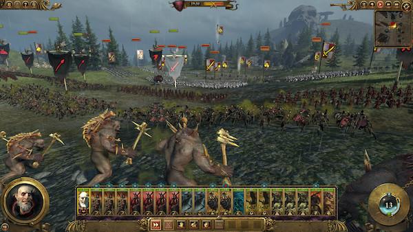 Total War Warhammer Mac OS