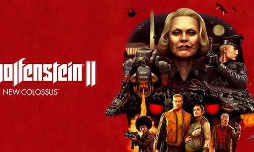 Wolfenstein 2 The New Colossus Mac O