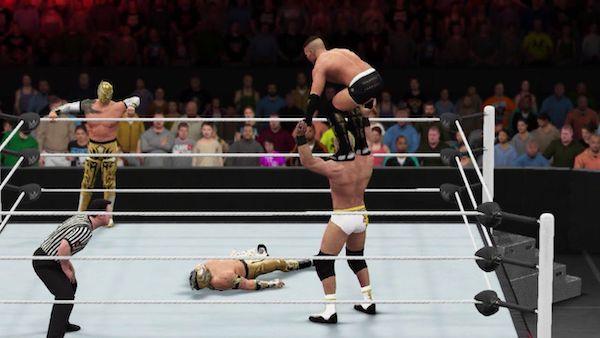 WWE 2K16 Mac OS