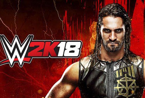WWE 2K18 Mac OS
