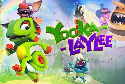 Yooka Laylee Mac OS