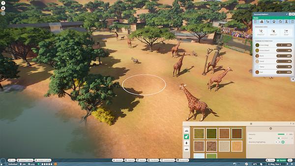 Planet Zoo Mac OS