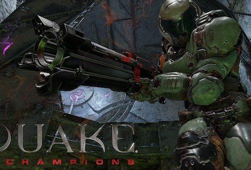 Quake Champions Mac OS