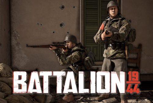 Battalion 1944 Mac OS