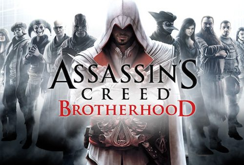 Assassins Creed Brotherhood Mac OS