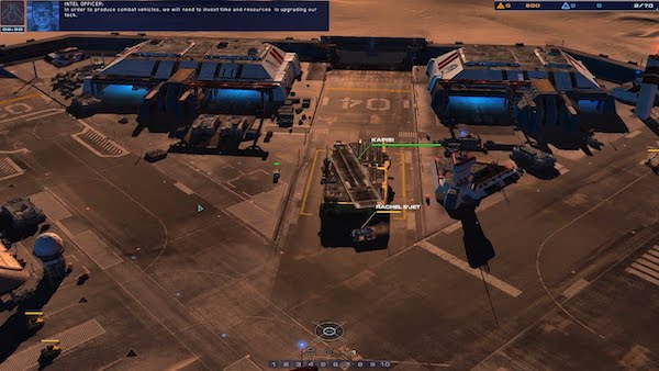Homeworld Deserts de Kharak Mac OS