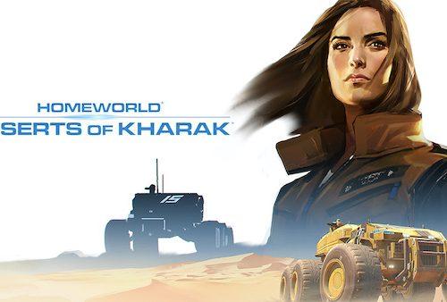 Homeworld Deserts de Kharak Mac OS