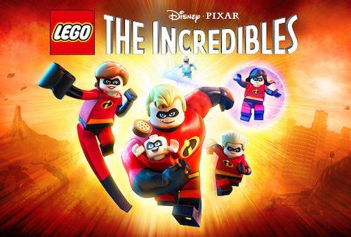 Lego The Incredibles Mac OS