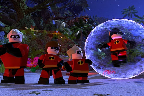 Lego The Incredibles Mac OS