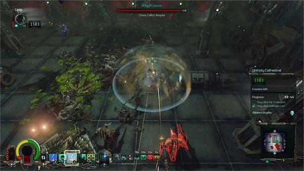 Warhammer 40k Inquisitor-Martyr Mac OS