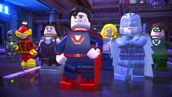 Lego DC Super Villains Mac OS