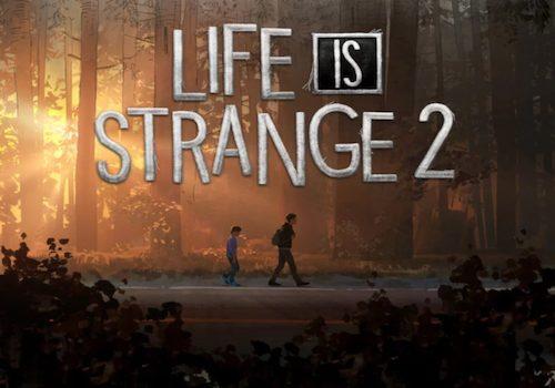 Life is Strange 2 Mac OS