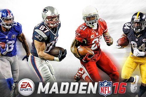 Madden NFL 16 Mac OS