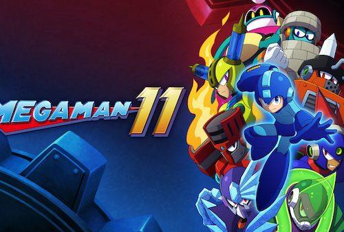 Mega Man 11 Mac OS