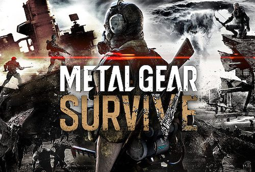 Metal Gear Survive Mac OS
