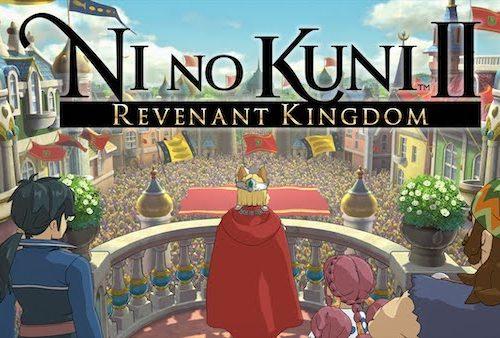Ni No Kuni 2 Revenant Kingdom Mac OS