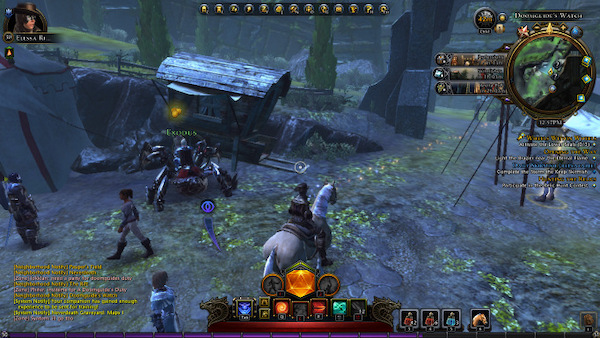 Neverwinter Mac OS