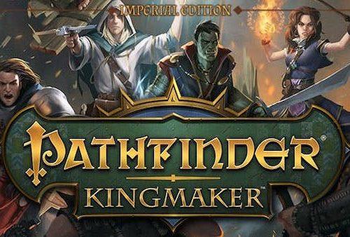 Pathfinder Kingmaker Mac OS