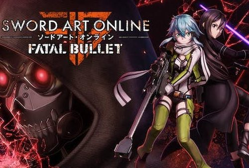 Sword Art Online Fatal Bullet Mac OS