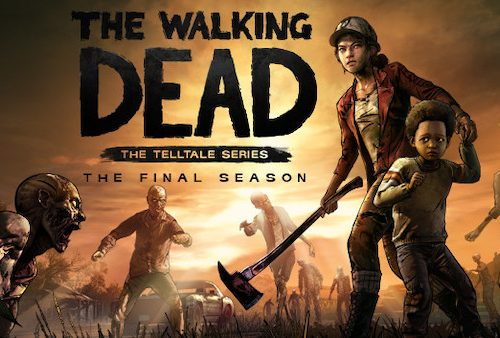 The Walking Dead Final Season Mac OS