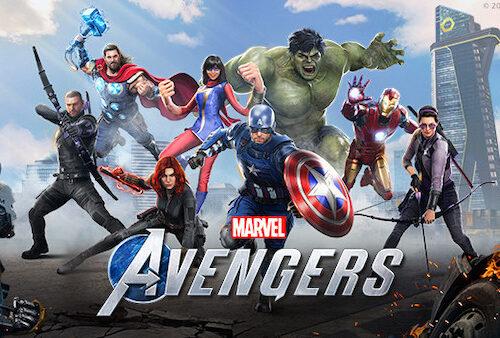 Marvel Avengers Mac OS