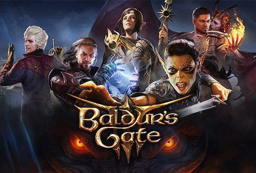 Baldur's Gate 3 Mac OS