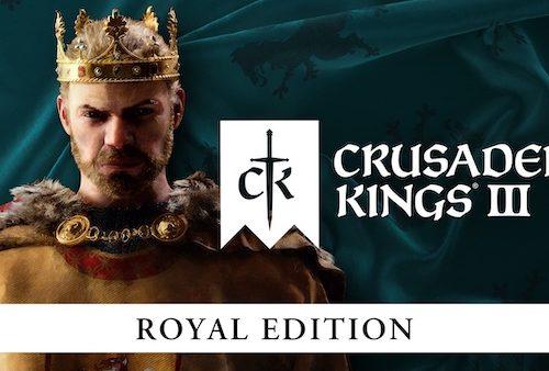 Crusader Kings 3 Mac OS