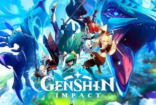 Genshin Impact Mac OS