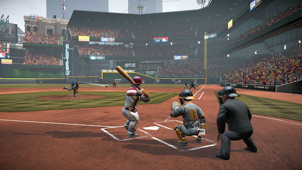 Super Mega Baseball 3 Mac OS