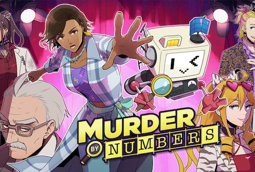 Murder by Numbers Mac OS