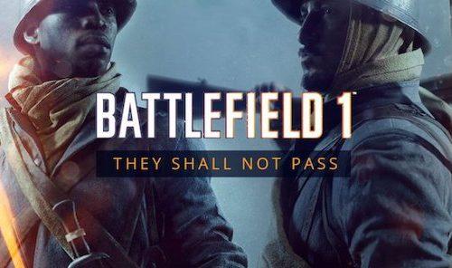 Battlefield 1 They Shall Not Pass Mac OS