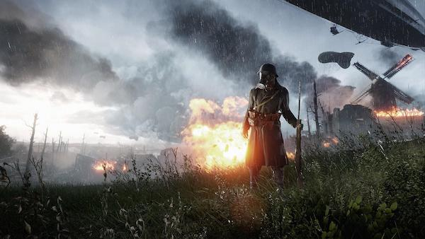 Battlefield 1 They Shall Not Pass Mac OS