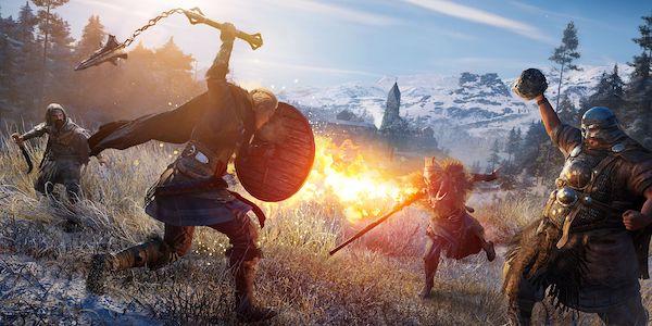 Assassin's Creed Valhalla Mac OS